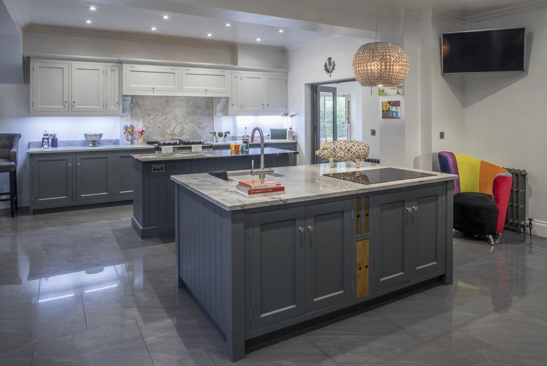 A beautiful, bespoke kitchen